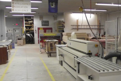 Photo of workshop