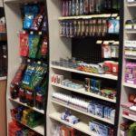 In-Store tobacco racks