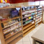 In-Store tobacco cabinets