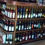 Point of Sale Wine Display