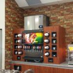 Custom Cup Dispenser