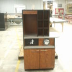 Beverage Cabinet and Disposal